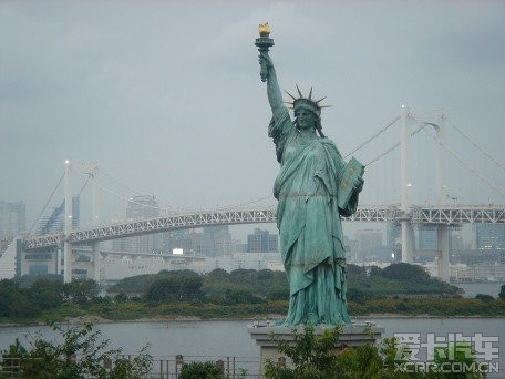 """美国自由女神像的""""第一个蓝本""""其实出自法国~~精华"""