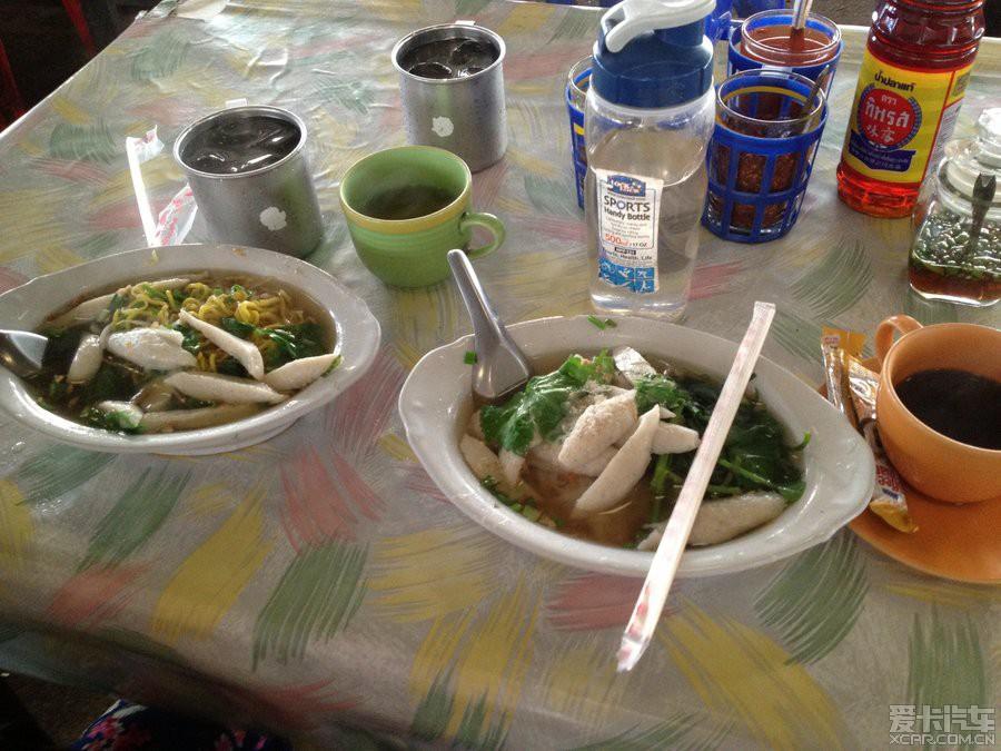 自驾老挝泰国游