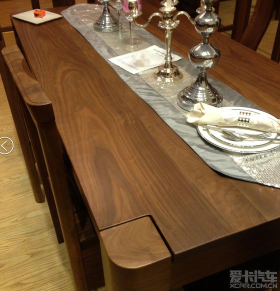 有懂黑胡桃木家具的吗