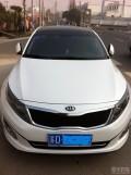 2014款起亚K5新车作业...