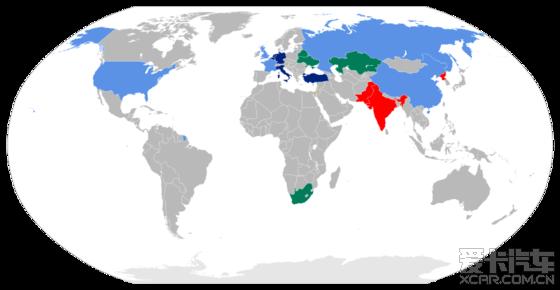 【精华】全球核武器库、核武器震撼事件和朝鲜