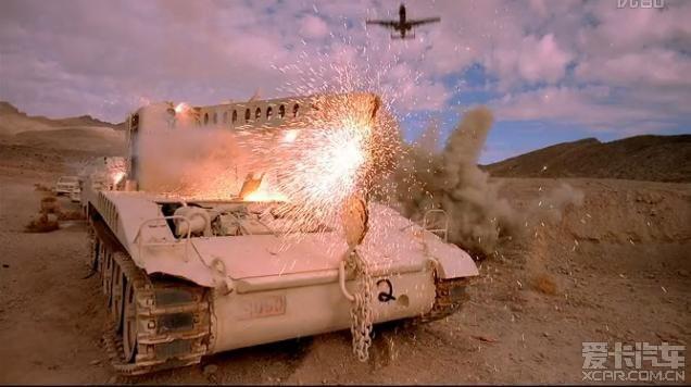 A10攻击机的獠牙---7管加特林机炮GAU -8A_北
