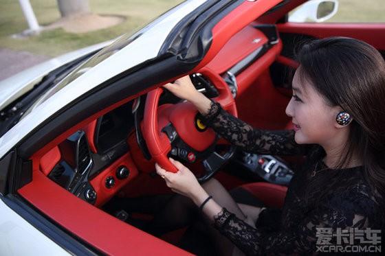 ~~~~你知道美女开车的尴尬事儿吗?
