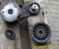 Diy更换涨紧轮内的轴承----04年LT