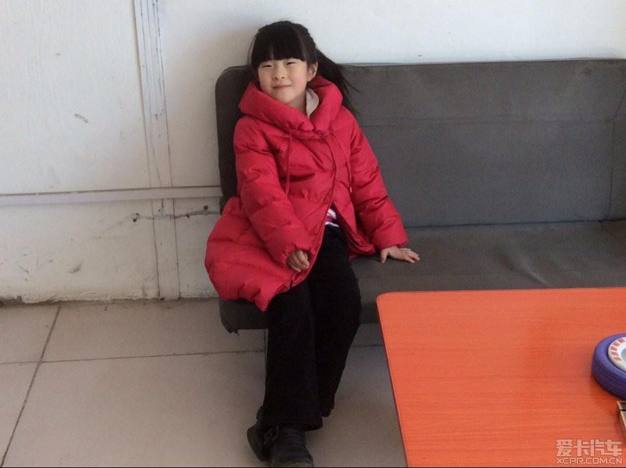 今天店里来了位小美女 轮胎世界 轮胎论坛