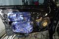 大连汽车音响改装-----丰田凯美瑞音响改装