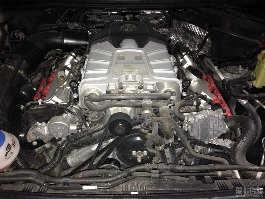 途观ea888发动机烧机油原因分析之油分离器,解决办法