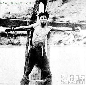中国最后一个死于凌迟的女性
