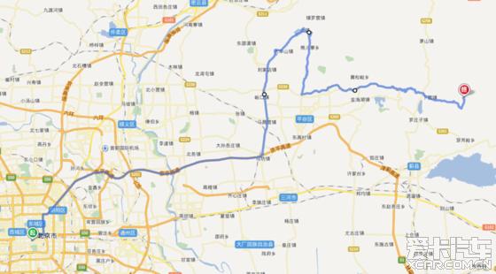 梨木台风景区线路图