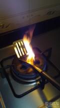 巴孚G17燃烧实验