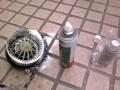 -------清洗空调蒸发箱!