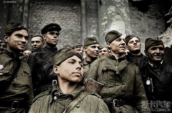 二战苏联狙击手 爱卡汽车