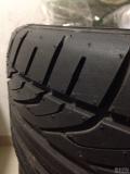225/45R17邓禄普轮胎带轮毂,科鲁兹迈锐宝改装