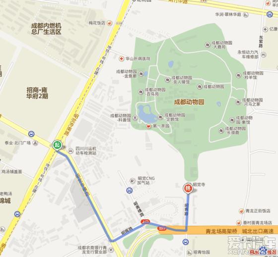 动物园门口停车场_四川论坛