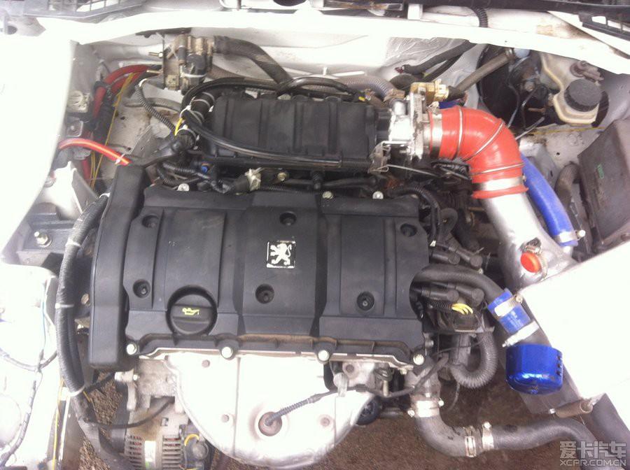 出极品进口TU5JP4发动机整套,压缩比11:1(附