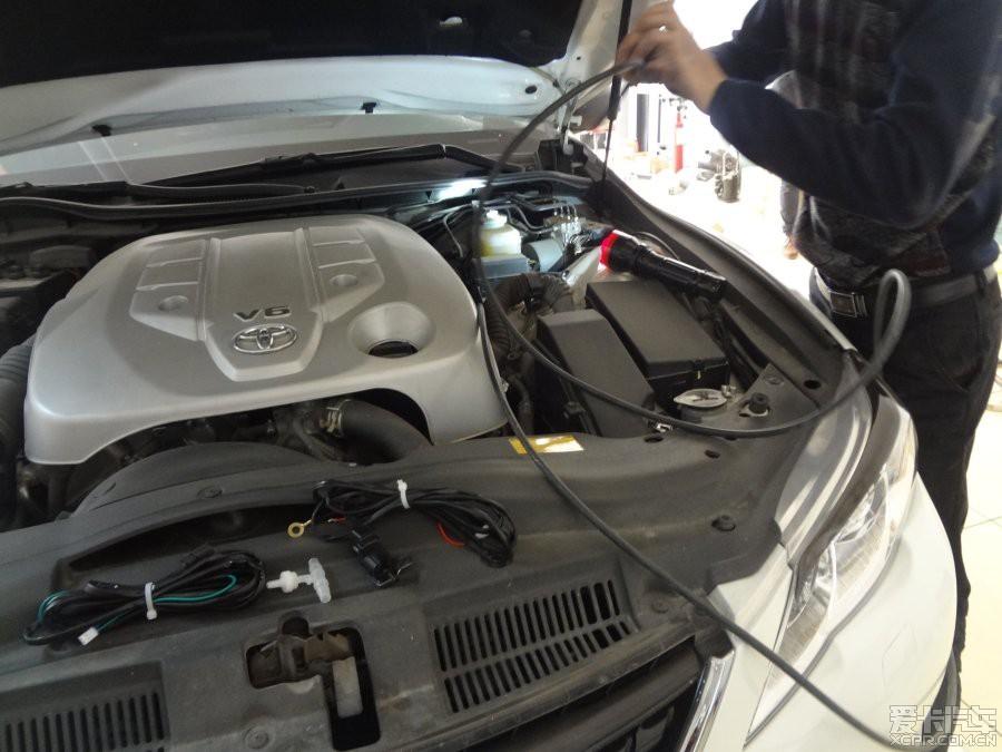 06款锐志改装遥控炸街排气法拉利声浪 广州EVS微信13662452051高清图片