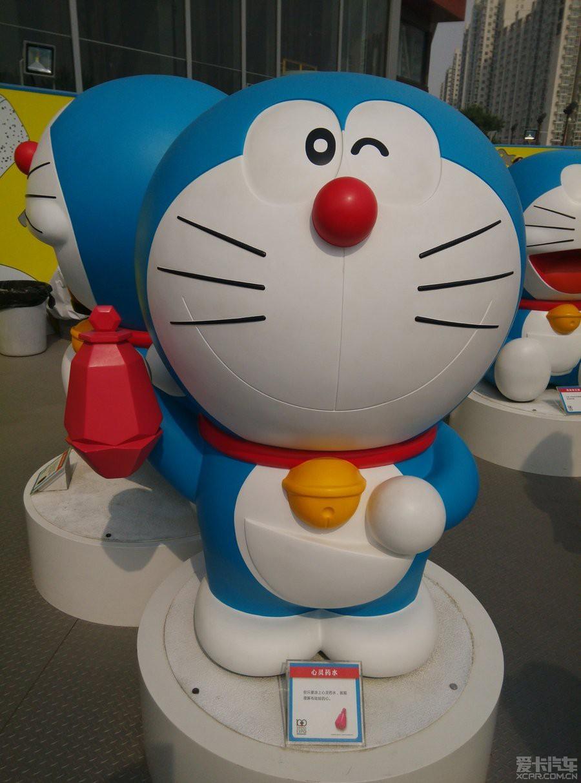 > 朝阳大悦城-机器猫展;去凑了个热闹.图片