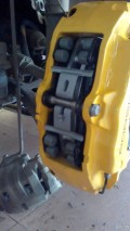 丰田汉兰达改装刹车