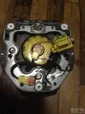 奥迪A4/A6/Q5原厂方向盘,带气囊游丝线束,明盘