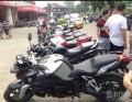 男人都有个摩托梦,参加了大沥川崎专卖开张庆典