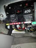 老宝来1.8燃油泵继电器409已经打磨插脚