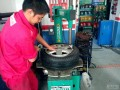 #我在途虎换轮胎#