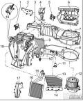 新速腾自己动手日常维护保养之《清洗空调蒸发器》