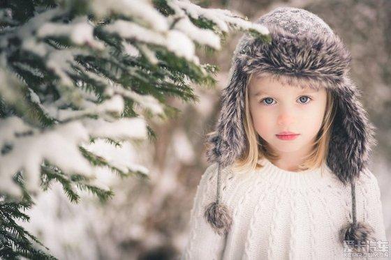 漂亮可爱小女孩