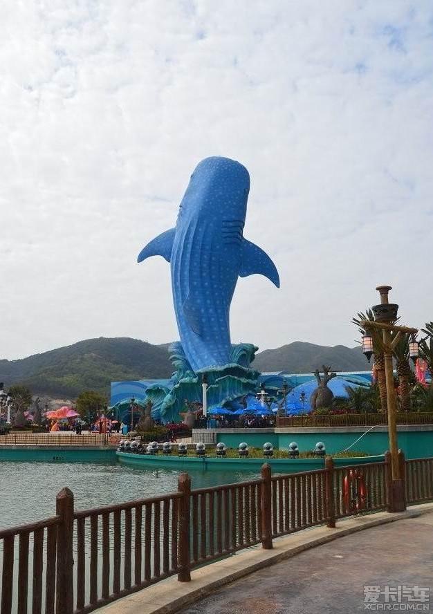 珠海长隆海洋公园一游