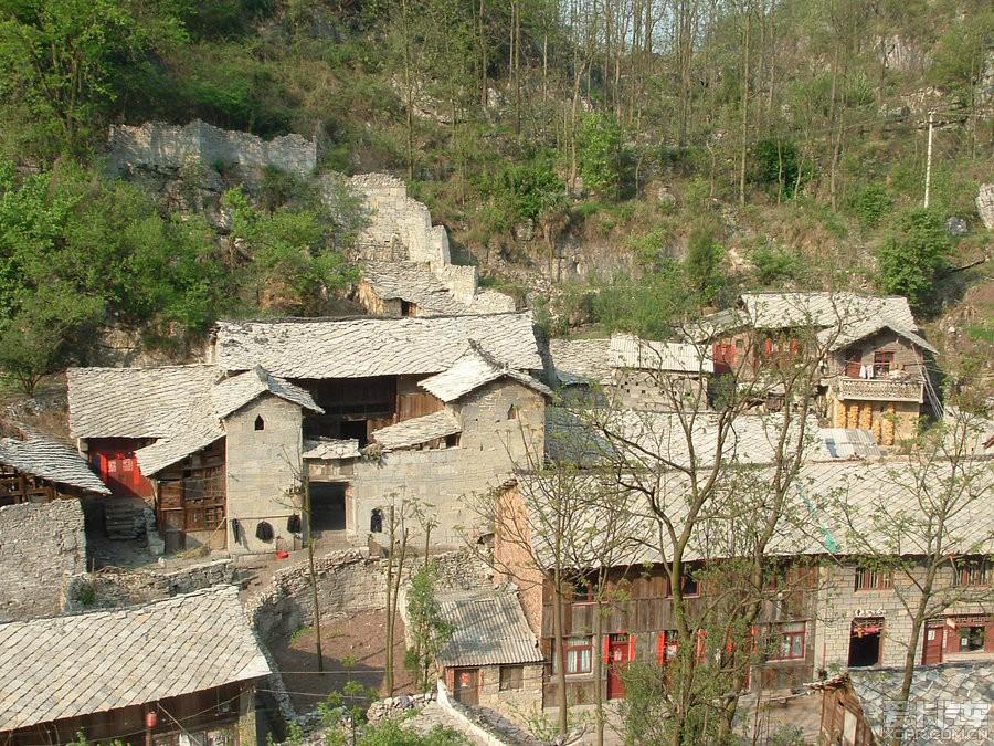 安顺美景2--贵州云峰八寨之云山屯大青视频芒图片