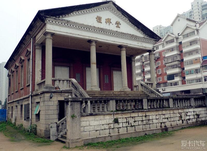 漳州记忆---国家级历史文化名…据载:闽南礼拜堂,位于下沙芗城区养鱼池建哪里院内适合别墅图片