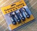 马牌铝合金气门嘴,4个。正品。保隆代工。