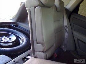 欧歌RDX后座椅安全带安装作业图解