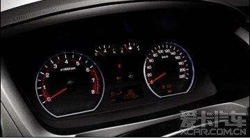 汽车仪表盘上各种符号代表什么高清图片