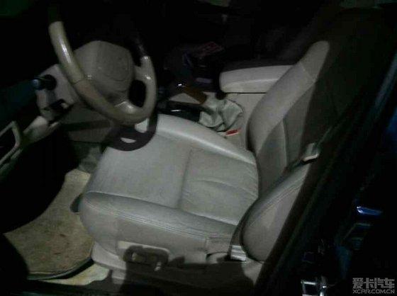 2.0老君威,清洗安全带,座椅