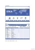 ETKA7.4国际版安装点滴