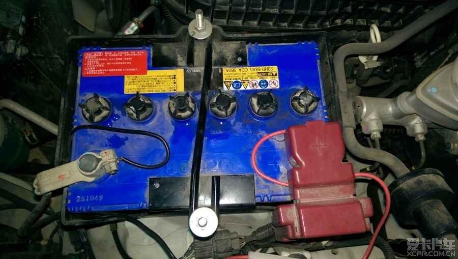劲畅的电瓶电压是多少?