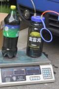 自己抽机油,抽出2.3千克,好像抽不出了,求助!