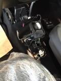 新途观加装带拨片多功能方向盘定速巡航中央扶手箱。。附教程编码