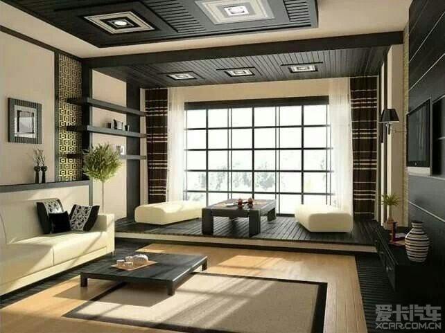 日式装修不同于欧式风格的豪华奢侈