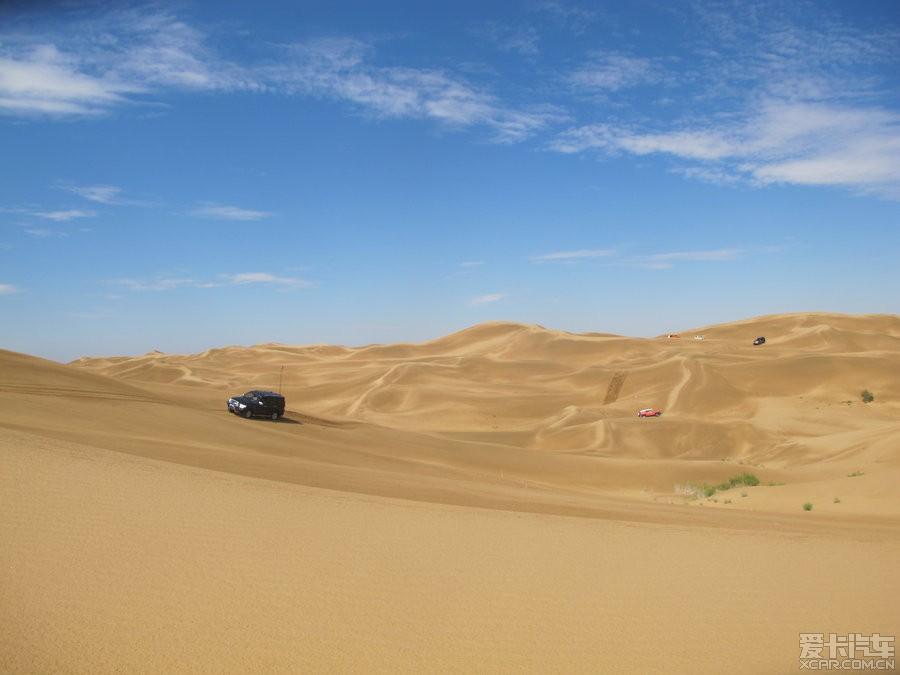 库不齐沙漠行记---沙漠纵队第一届训练营(一)_