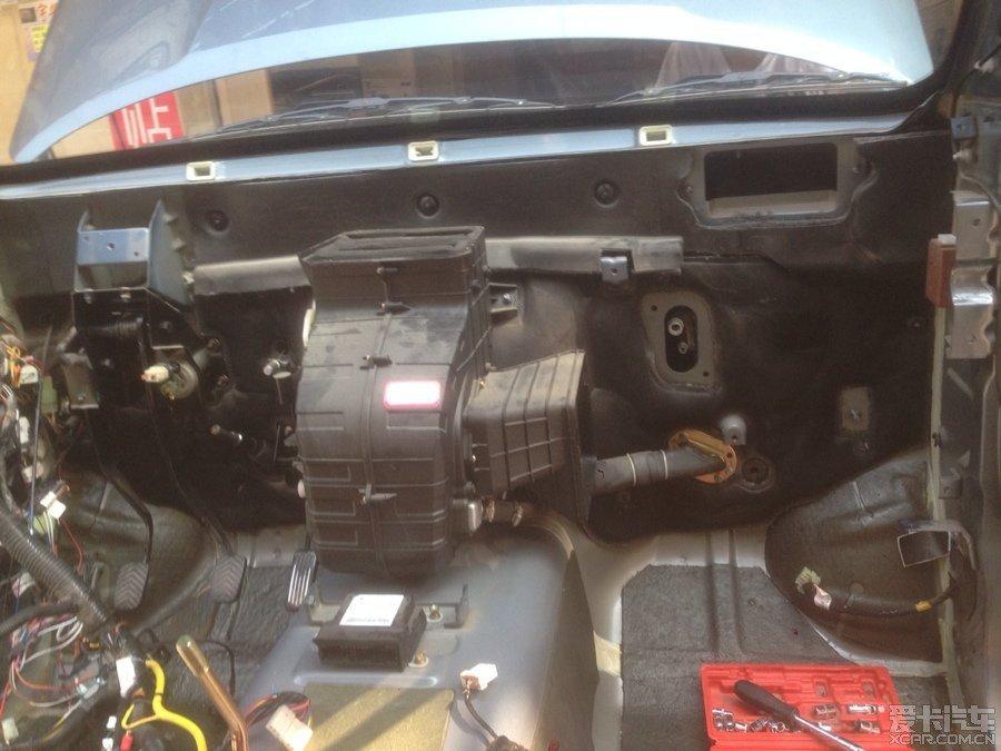 汽车拆卸步骤图