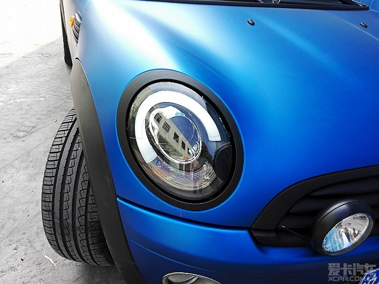 R56 Retrofit With F56 Style Headlight North American