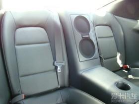 2013款GTR内饰改造,更换钛合金排气