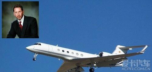 拉里·埃里森有3架私人飞机和至少7艘游艇,他拥有的私人飞机和