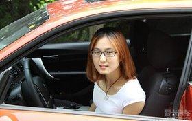 女汉子 圆梦  小宝BMW 220i