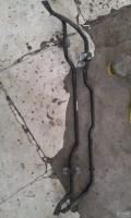 出GTI原厂防倾杆(可调),EBC刹车片,刹车支架,钢喉