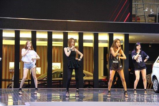 一定是韩国女子组合的舞蹈吧