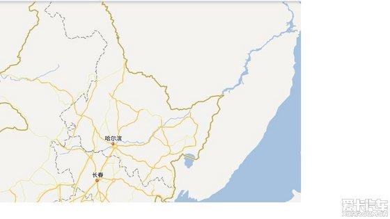 中国和俄罗斯的国土分界线.看图