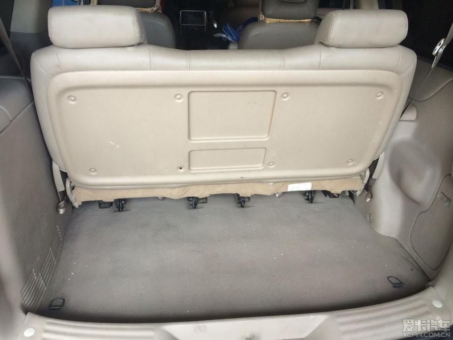 别克GL8 加装后排座椅 滑轨 GL8论坛 爱高清图片